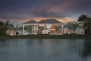 In the News - Florida 'White House' Decked Out with Fully Integrated System