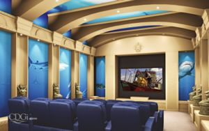 In the News - Cinema Design Group Focuses on the Art of Home Theater